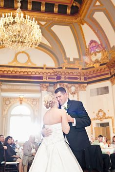 WHAT A BALLROOM!! Hoping that the Princess Fairytale Hall will look like that for the reception!