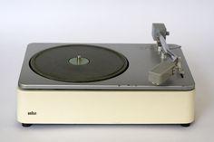 Braun Turntable