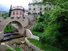 Cison di Valmarino Rovigo, Vicenza and Treviso, Veneto