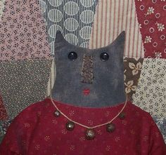 Primitive OFG Critters by Anne Crowe on Etsy