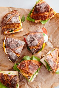 Smoked Turkey Sandwich Recipe for a Crowd. Cooking for a large group can be intimidating, but you can do it on the cheap with delicious, crowd-pleasing recipes like this!(Sandwich Recipes For A Crowd) Best Sandwich, Sandwich Recipes, Lunch Recipes, Soup Recipes, Crowd Recipes, Party Recipes, Turkey Recipes, Summer Recipes, Crockpot Recipes