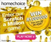 Win A Million Rand | Ends 31 October 2014