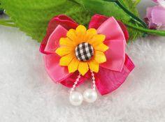 16pcs Organza Polyester Appliques Craft Wedding Party Sewing Decoration U Pick…