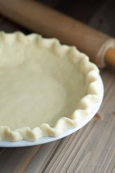 This Best Ever Gluten Free Pie Crust changed my life. It's easy, handles just as pie crust should, and will make you weep tears of joy!