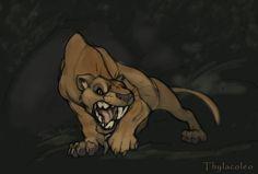 Thylacoleo carnifex - Google Search