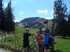 Ausflugstipp: Mit dem Mountainbike durch die Oberallgäuer Bergwelt und den Alltag einfach mal vergessen. Jetzt Actiontickets sichern.