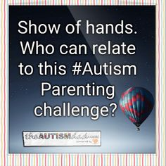 Show of hands, who can relate to this #Autism Parenting challenge?   It never fails that when I'm sick, tons of other shit happens at the same time, making it harder for me to rest.   I'm still not feeling good, didn't sleep well last night and Lizze is struggling to walk because of her hip. Simply waking up this morning had us at a disadvantage, right out...  #Autism #Parenting #Fatherhood #SpecialNeedsParenting #sensory #Dad  https://www.theautismdad.com/2017/02