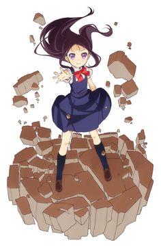 Charlotte - Anime - 2015 - Ayumi Otosaka - Collapse.