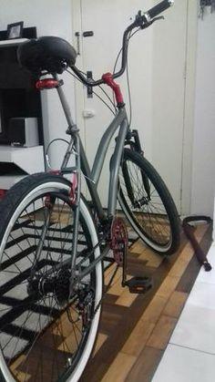 Bicicleta Aro 26 - 21velocidades (Shimano) Personalizada Com Peças Novas e Semi-Novas  R$ 499,00 barbada... Porto Alegre -  Bairro: Cidade Baixa 51 993130161