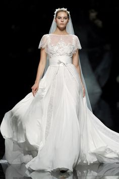 Elie Saab for Pronovias 2013