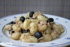 Tonhalas gnocchi   Nosalty Gnocchi, Potato Salad, Panna Cotta, Oatmeal, Pizza, Potatoes, Menu, Breakfast, Ethnic Recipes