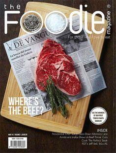 NAS CAPAS: FOOD & COVERS