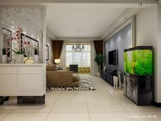 Living Room Divider Design Ideas