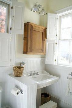 Countryside Estate - traditional - bathroom - new york - Daniel Contelmo Architects