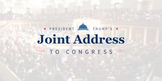 President Trump's First Joint Address