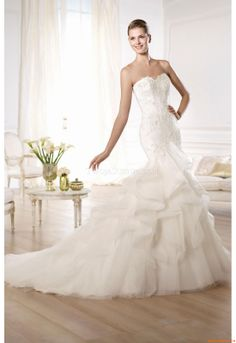 Vestidos de noiva Pronovias Olate 2014