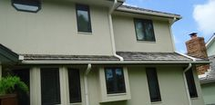 The seamless design prevents object from getting stuck between interlinking parts of the gutter.