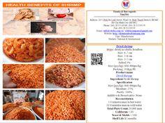 Dried shrimp for sale: Dried shrimp Dried Shrimp, Salad Recipes, Shell, Foods, Health, Food Food, Food Items, Health Care, Salud