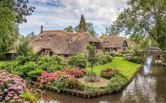 Giethoorn, Niederlande: Das Venedig des Nordens - [GEO]