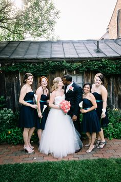 Elise + Alvin | Thomas Birkby House Wedding | Leesburg, VA  Angela Powell Woulfe specializes in fine art wedding and portrait photography. Based in the Washington, DC area, Angela travels nationwide.