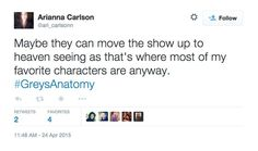 Pin for Later: 28 Totally Appropriate Internet Reactions to That Grey's Anatomy Twist