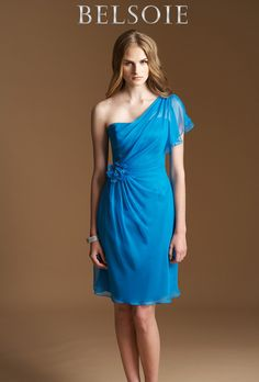 Brides: Belsoie by Jasmine Bridesmaid Dresses - Spring 2013 :