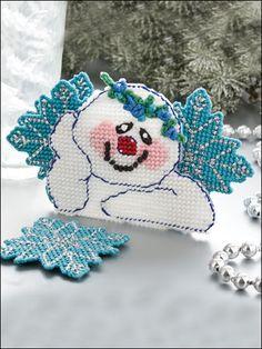 Snow Angel Coasters