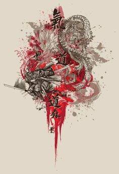 Download Free Más de 1000 ideas sobre Dragón Japonés en Pinterest | Tatuajes De ... Tattoo to use and take to your artist.