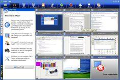 italc ( logiciel pour gérer une salle informatique, surveiller tous les postes, montrer un exemple à tous depuis le poste-maître, envoyer des messages,... sans avoir à se déplacer) (Merci Sandrine)