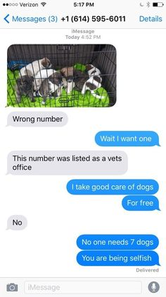 This conversation. | 27 Pictures That Might Make You Laugh For Once In Your Life