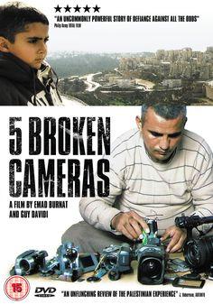 5 Broken Cameras - Call Number : DVD 5BRO