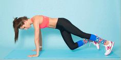 Kayla Itsines Abs Workout: 7 Moves for Kayla Itsines Abs - Health/Fitness - Six Pack Abs Workout, Ab Workout Men, Abs Workout Routines, Workout Guide, Ab Workouts, Exercises, Workout Plans, Kayla Itsines Ab Workout, Bodybuilding