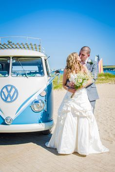 studland-bay-wedding-vw-camper
