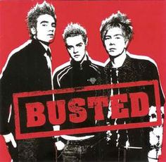 Busted - Self titled