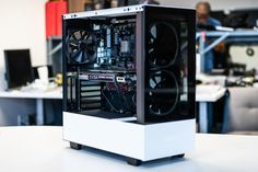 PC cases come in all shapes, sizes, and features—from fully loaded ATX towers to bare-bones small form factors. This guide will help you find the best PC case for your needs. Build A Pc, Order Form Template Free, Pc Components, Rubber Grommets, Best Pc, Drive Bay, Mini Itx, Nursing Research, Pc Cases