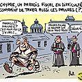 Chypre, un paradis fiscal pauvre