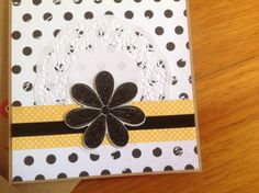 Handmade card Kraft card any occasion card by PinkyPromiseBargains