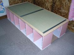 畳ベット作りました♪ | ハザモンの部屋 - 楽天ブログ