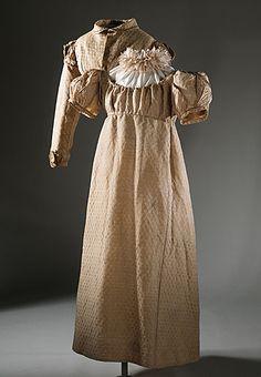 Dress and Spencer (jacket), ca. 1817