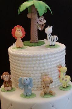 Jungle Safari Birthday Cake Decorations, Wild Safari Birthday Party, 7 Piece Animals Set, Safari Baby Shower, Jungle Safari Cake Topper, Safari Birthday Decorations