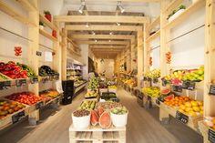 _lamercè. fruit & nutrition store in barcelona. Muntaner 100. #nutrition #healthy