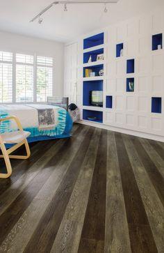 Art Select Sundown Oak and Dusk Oak flooring | Wood look flooring