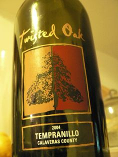 Twisted Oak Wine