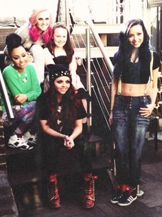 Little Mix today !