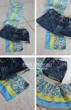 Paula's House: Again Jeans Recycling ...