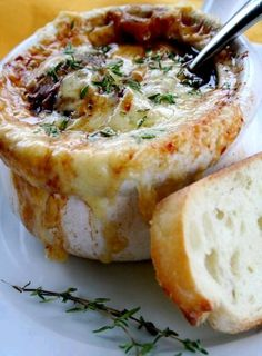 French Onion Soup, perfect for these winter cold days !