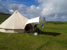 Bell tent glamping in the Hebrides UKCampsite.co.uk Camping under canvas Forum Messages