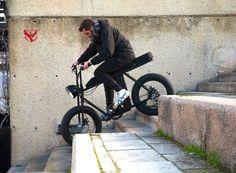 MOKE urban utiity two-person e-bike designboom
