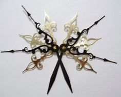 Sunburst Royale Hair Pick Set Steampunk Accessory by Antickquities, $10.00