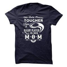 Best Rugbys Mom Shirt